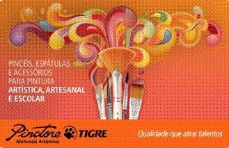 Pinceles Tigre